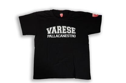 Immagine di T-shirt nera Pall. Va - Bambino