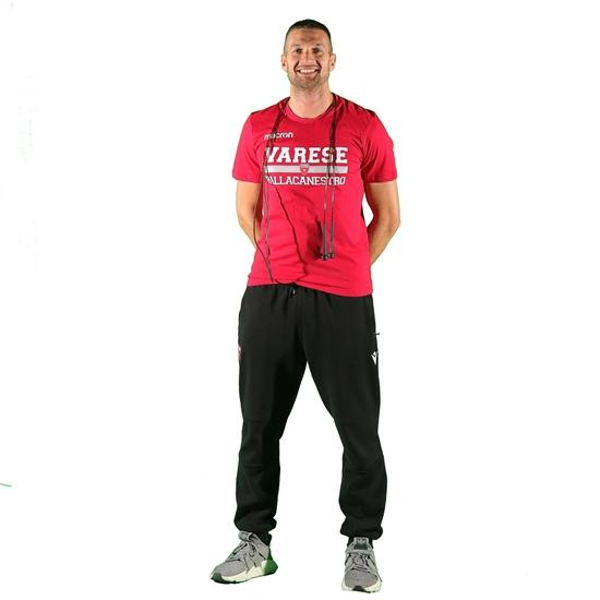 Immagine di T-shirt Pall. Va logo Rossa 2019/20 - Bimbo